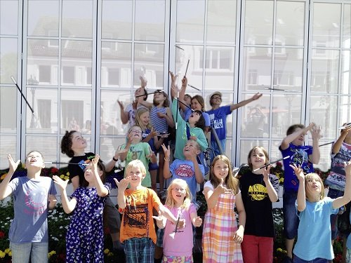Nrw Zauberer Mc Wib Kinderprogramm Zauberschule